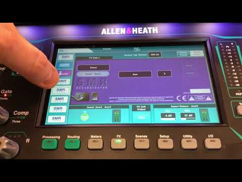Allen & Heath SQ5 quick overview