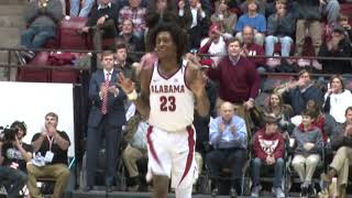 VIDEO: Alabama upsets #17 Auburn (stops nation