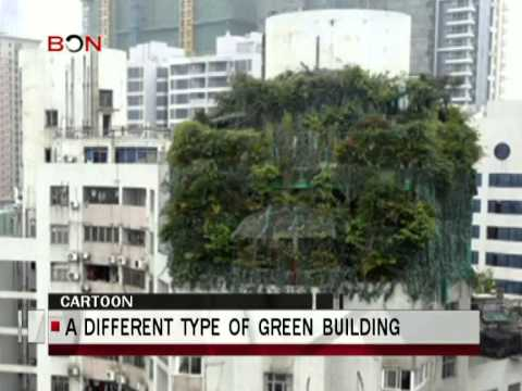 MUST SEE!China's Stunning Penthouse Garden Is Hiding Something Illegal - China Take - Apr 18 ,2014