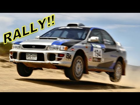 How to Get Started in Rally Racing!