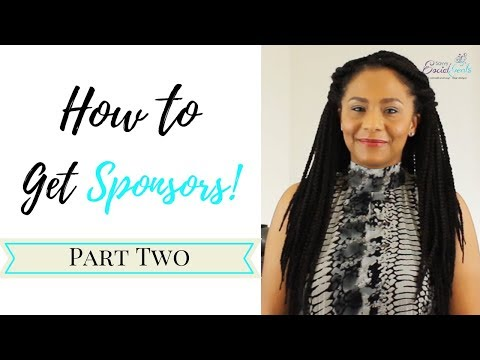 How to Get Sponsorship [Part Two] - Event Planning Tips!
