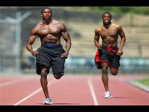does running help you get abs