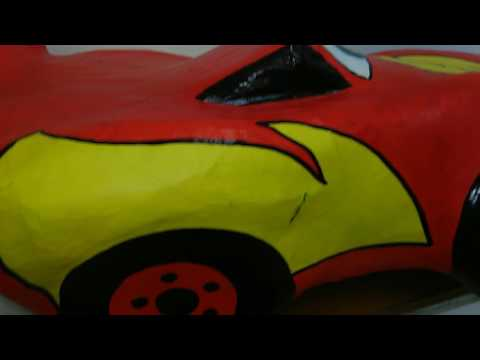 La piñata de cars