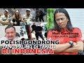 Polisi Yang Paling Ditakuti Di Indonesia  Heri Gondrong
