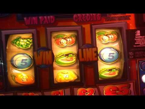 FULL HOUSE BINGO fruit machine.£5 challenge.UK ARCADES SHOUT OUT.