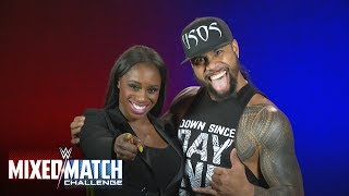 Jimmy Uso & Naomi are proud to represent Boys & Girls Clubs of America in WWE Mixed Match Challenge