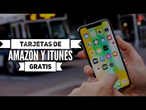 TARJETAS DE ITUNES & AMAZON GRATIS EN IOS & ANDROID