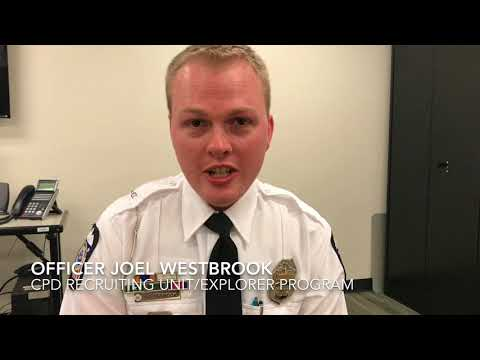 Columbus Division of Police Recruiting Unit: Officer Eric Westbrook