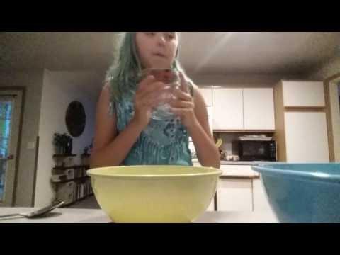 DIY part 1 breath freshener and slime