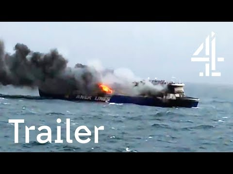 TRAILER | Cruises from Hell: Caught on Camera | Watch now on All 4