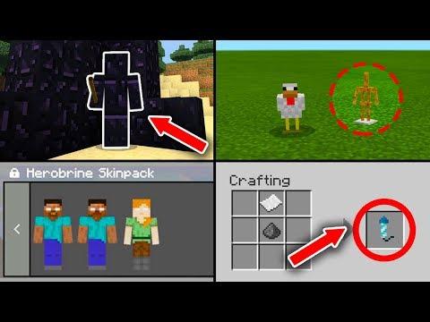 Minecraft: SECRETS in the Better Together Update! (Minecraft 1.2 Beta Update)