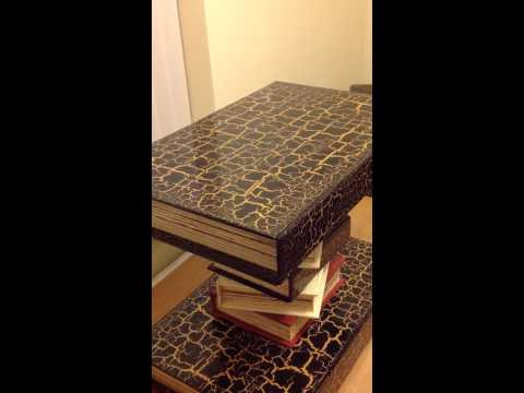Stack of Books coffee table
