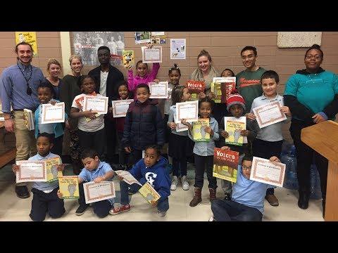 Boston University Initiative for Literacy Development (BUILD) 20th Anniversary Video