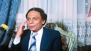 الزعيم يقابل محمود المليجي في فيلا سلوى هانم   فيلم ولا من شاف ولا من دري