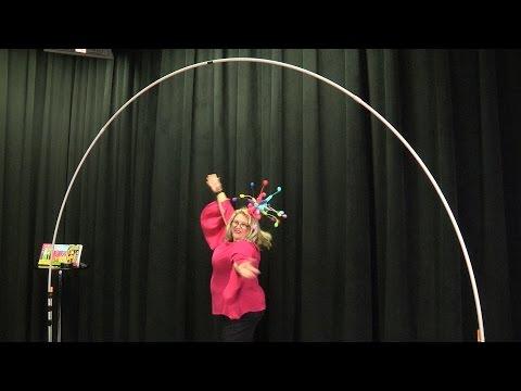 Balloon Arch Frame (No Helium) - DIY Tutorial