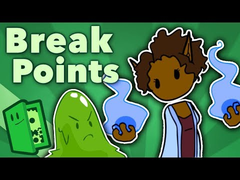 Break Points - Balancing the Math with the User Experience - Extra Credits