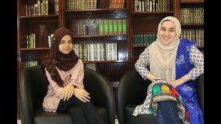 "Maryam is interviewed for ""Muslim Girl"" online magazine"