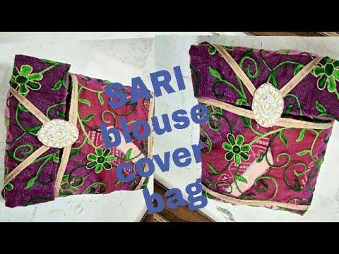 saree cover bnane ka sbse aasan or jabardast tarika