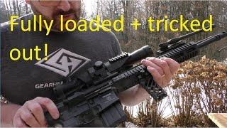 The 1000 € Dream Airsoft Gun (incl. 50 Meter Tests)