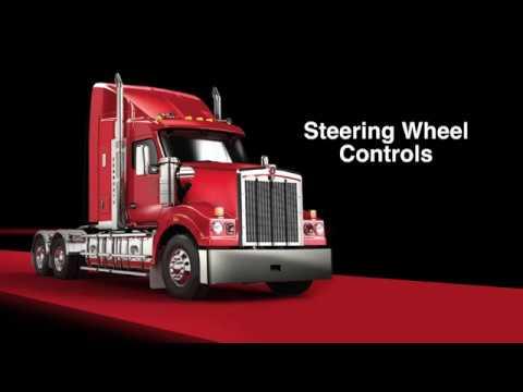 011 T610 Driver Training steering wheel controls