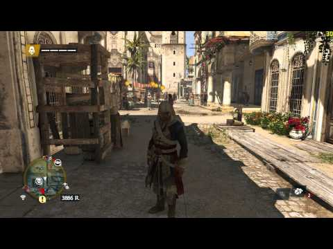 Upgraded Dell Optiplex Nvidia 750 ti Assassin's Creed IV Black Flag Gameplay