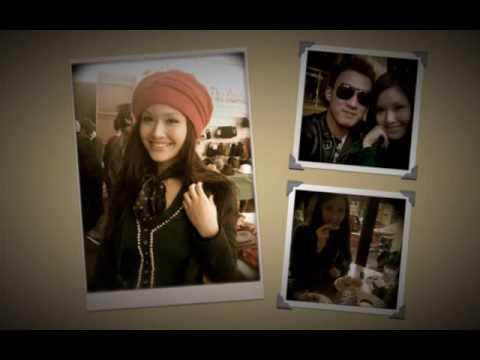 Rachel Kum - Melbourne (Autumn '09) iPhoto Collage - Neopolitan Dreams - Lisa Mitchell