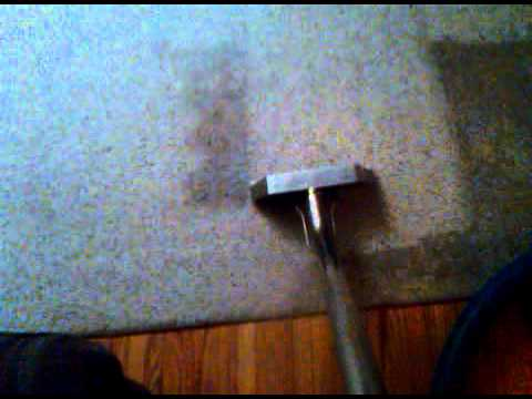 Mr. Carpet Cleaning Demo