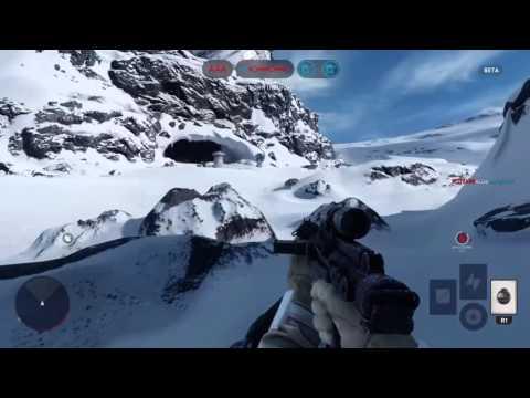 Star Wars Battlefront Beta | Walker Asault | Racha de 32