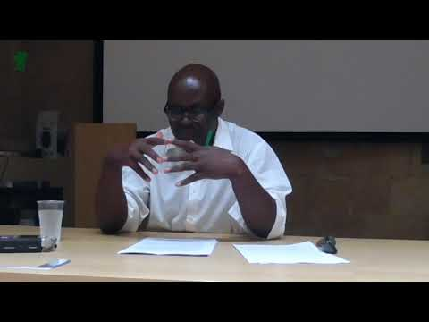 Achille Mbembe. Rethinking Democracy Beyond the Human. 2017