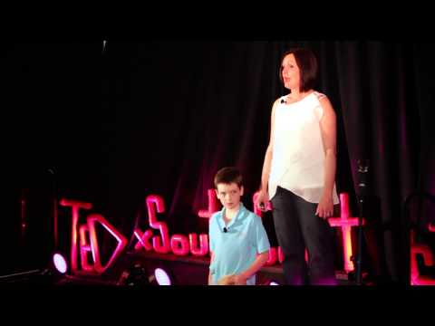 My seizure dog: Evan Moss at TEDxSouthCapitolSt