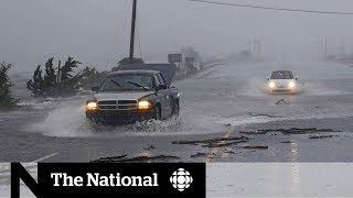 Flooding from Hurricane Florence
