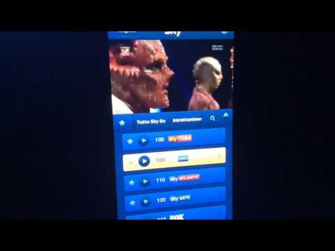 Sky Go Test 2 (AirPlay)