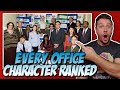 All 25 The Office Characters Ranked