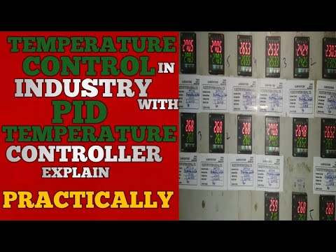How to control temperature with PID controller