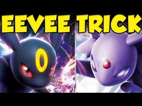 POKEMON GO JOHTO EEVEE TRICK WORKS! How To Get Espeon and Umbreon in Pokemon GO!