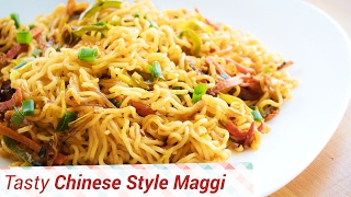 Chinese Style Maggi - Delicious way of making Maggi