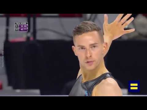HRC Exclusive Interview with Adam Rippon, First Out American Olympic Figure Skater