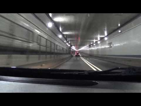 Lincoln Tunnel From New Jersey To New York