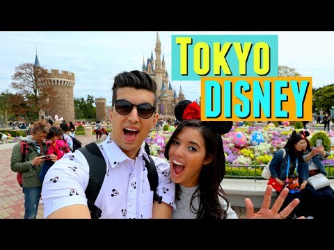 Tokyo Disneyland VLOG And Tokyo DisneySea!