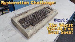 Restoration - The Worst VIC-20 I
