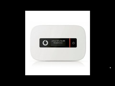 Unlocking Vodafone R208, R207, R206, R205 Huawei
