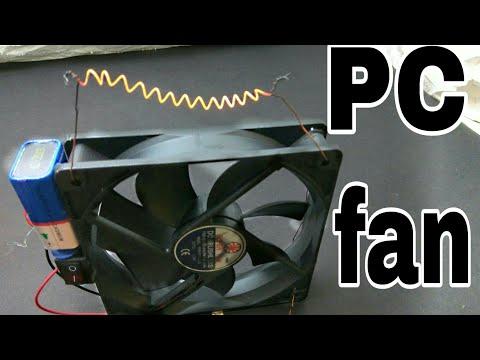 2 amazing idea's with PC fan  PC fan life hacks   simple ideas for PC fan  #1 (creative)