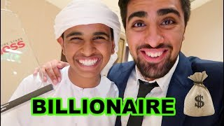 WORLDS YOUNGEST BILLIONAIRE *HE WON*