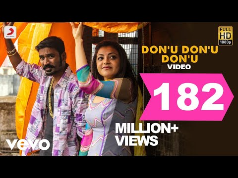 Xxx Mp4 Maari Don'u Don'u Don'u Video Dhanush Kajal Anirudh Super Hit Song 3gp Sex