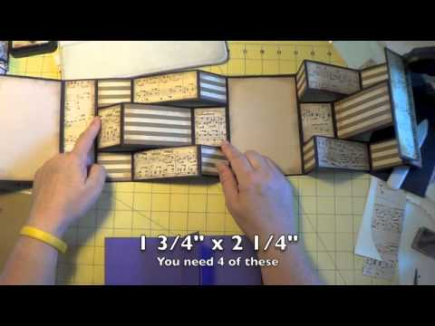 Video #86 Double Tri-shutter card