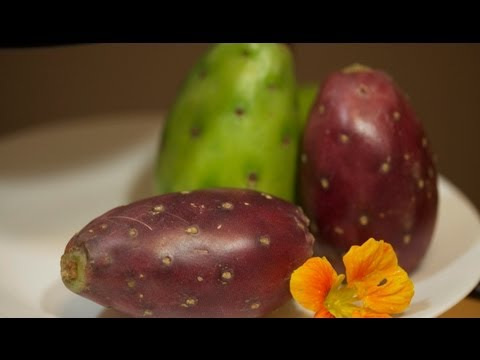 When Is It Ripe? Cactus Pears