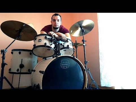 attempting to learn to play DRUMS in 24 hours
