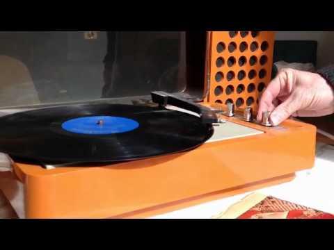 Astor Rebelette LP Record Player for sale on eBay
