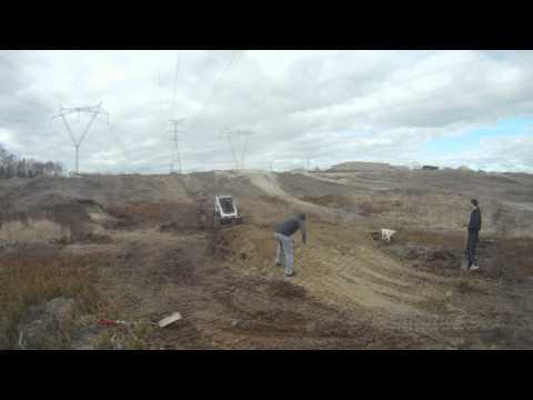 TimeLapse: Building bike jump!