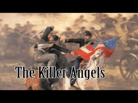 Book Review #4 - The Killer Angels